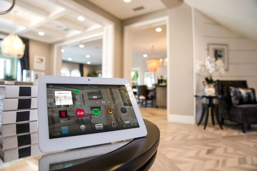 A Control4 Home Automation System Enhances Your Whole Property